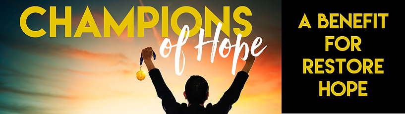 Champions of Hope lunceon