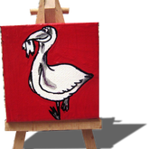 the goose on red.png