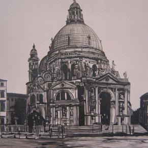 Venice Santa Maria della Salute