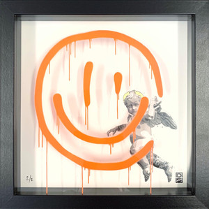 Smiley - Power Orange
