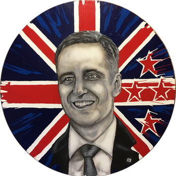 Mark Wilson NZer of the Year 2016