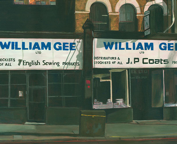William Gee Ltd