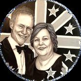 Lady Alexandra & Sir Lockwood Smith NZer of the Year 2017