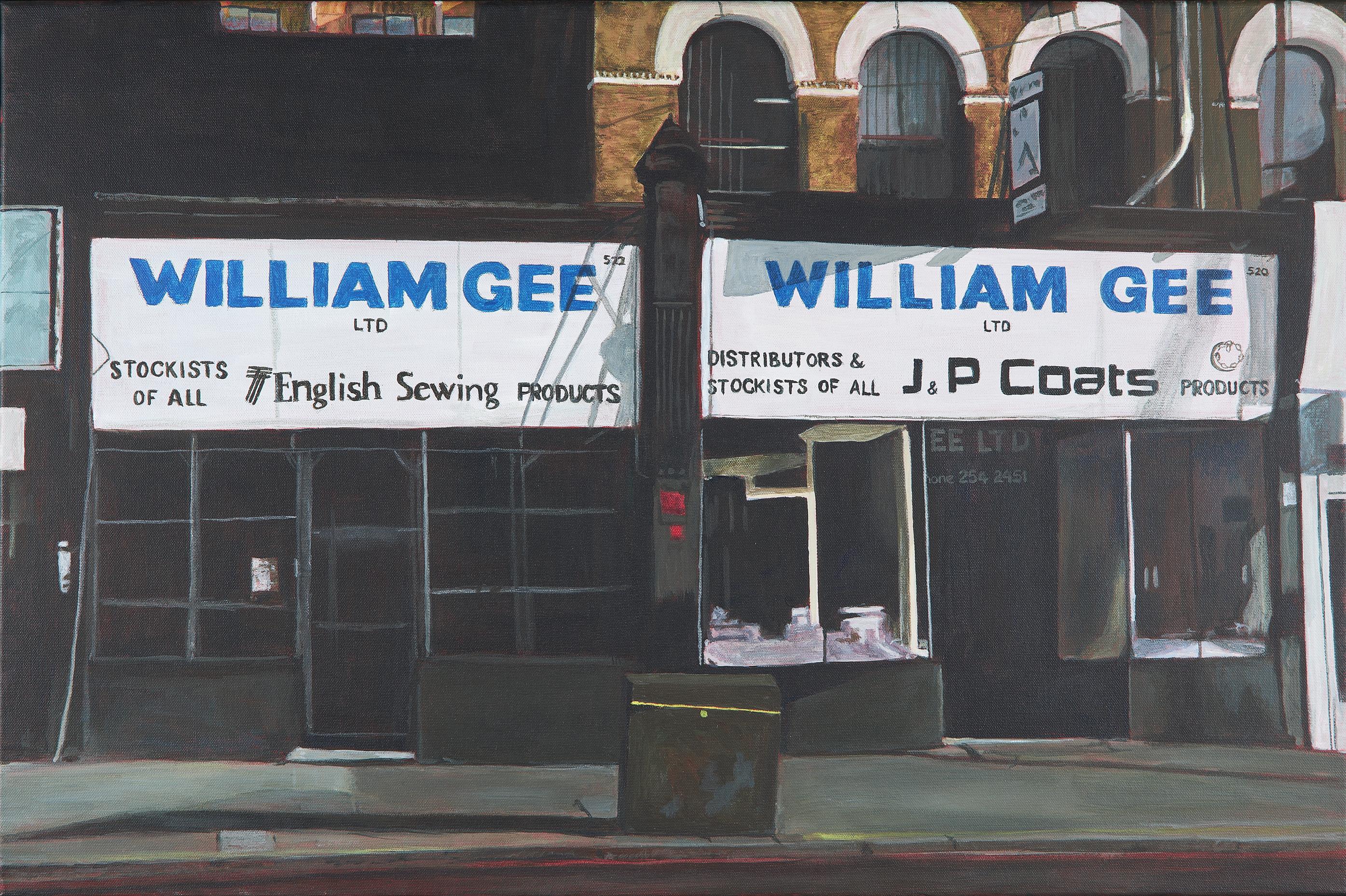William Gee