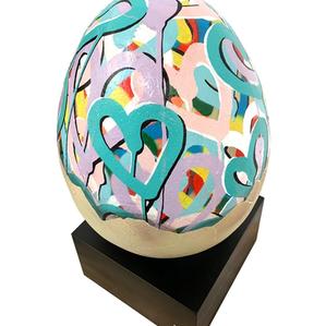 Heart Boiled Egg