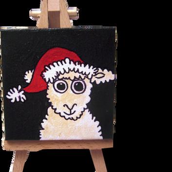 santa hat larry lamb.png