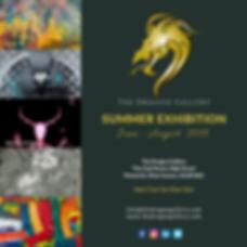 Summer Exhibition Invite
