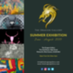 Summer Exhibition Invite