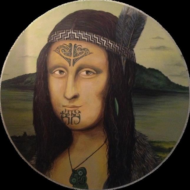 Hinemoa Lisa - The love story of Hinemoa and Tutanakai