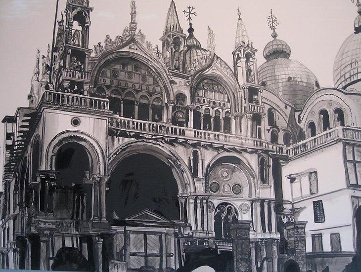 San Marco Piazza- Venice Italy