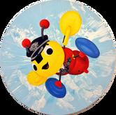 Air NZ Captain Buzzy Bee