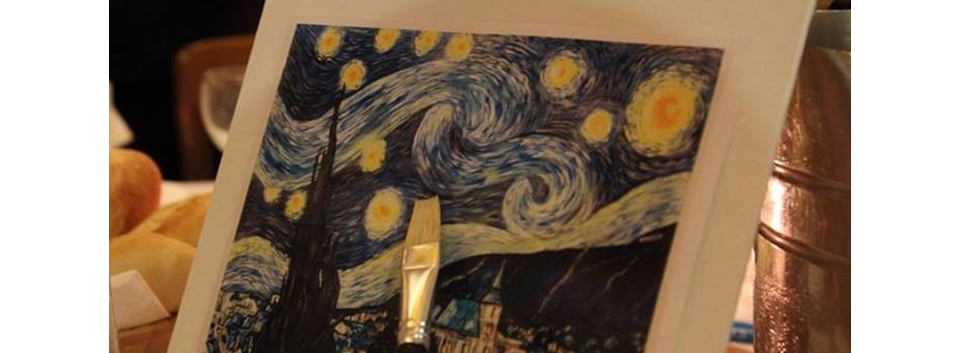 HOH A Starry Night