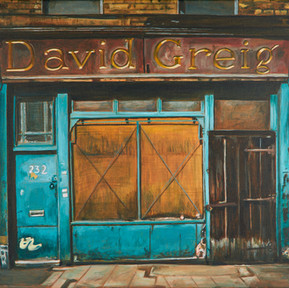 David Greig Brixton