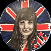 Katherine Corich NZer of the Year 2014