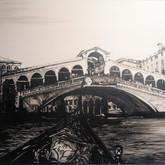 Venice Realto Bridge