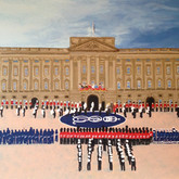 Armed Forces Parade at Buckingham Palace