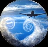 Air NZ39 Vapour Clouds