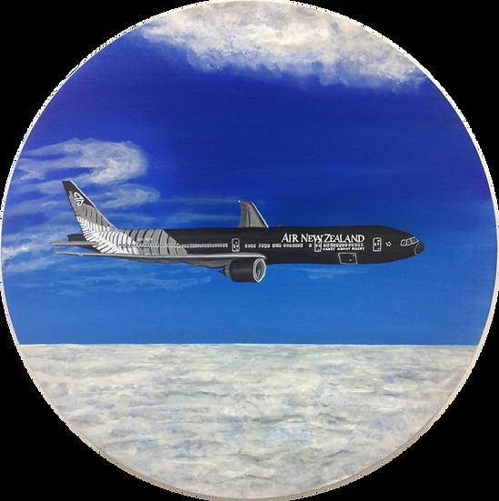 Air NZ Plane 777 ER