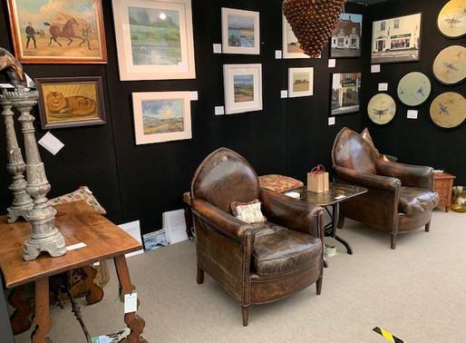 Petworth Park Antiques and Fine Art Fair 2020