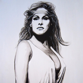 SOLD - Ursula Andress