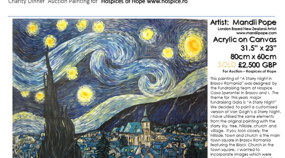 HOH A Starry Night