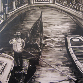 Venice Gondala