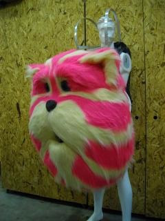 Marcs Bagpuss Costume for the London Mar