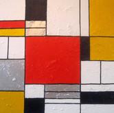 SOLD - Mondrian