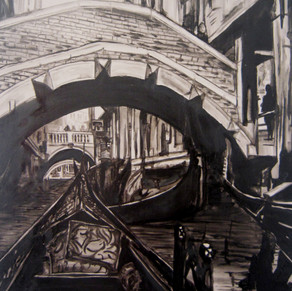 The Passage – Venetian Side Street Canal