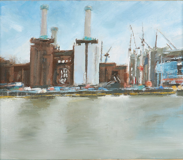 Still There - Battersea Power Station