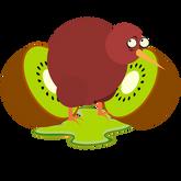 Hatched Kiwi