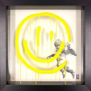 Smiley - Pure Yellow
