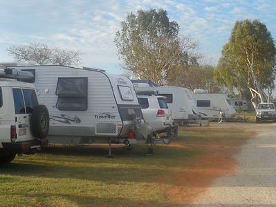 Caravan and camping carnarvon
