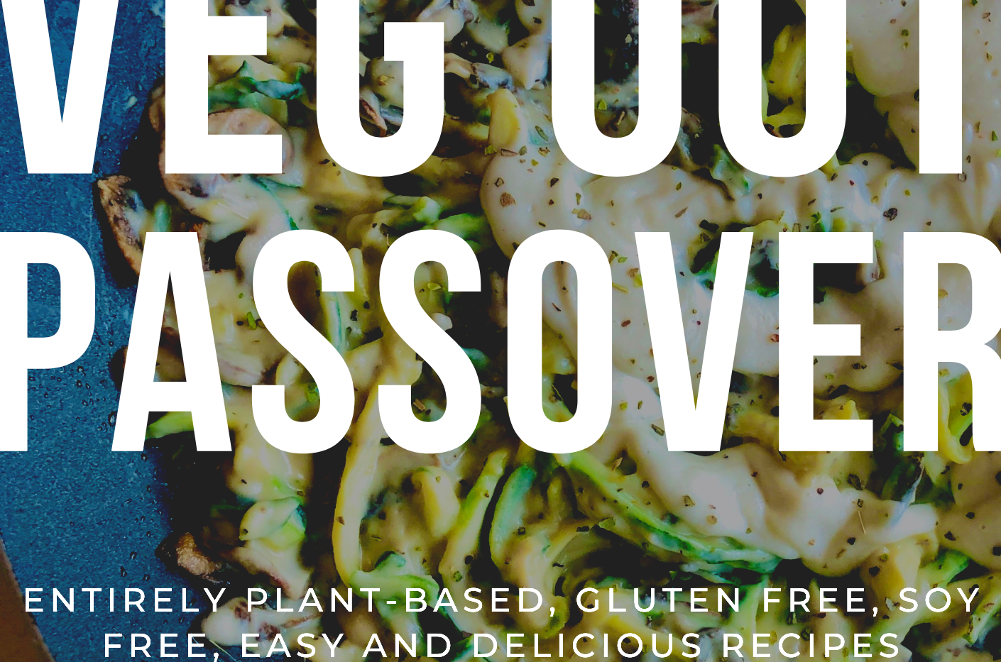 VEG OUT PASSOVER COVER