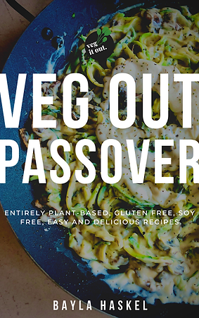 VEG OUT PASSOVER
