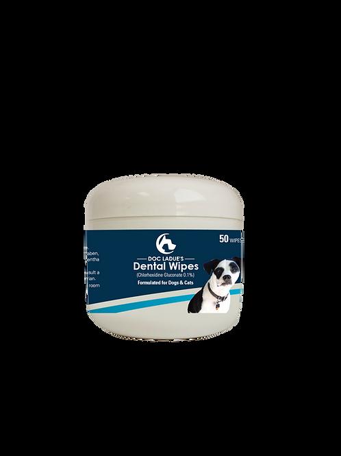 Olie's Dental Chlorhexidine Dental Wipes 50ct