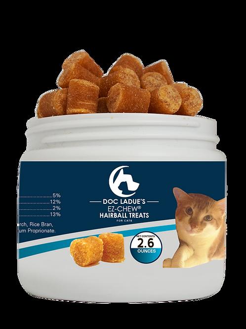 Tiegs' EZ-CHEW Salmon Flavored Hairball Cat Treats