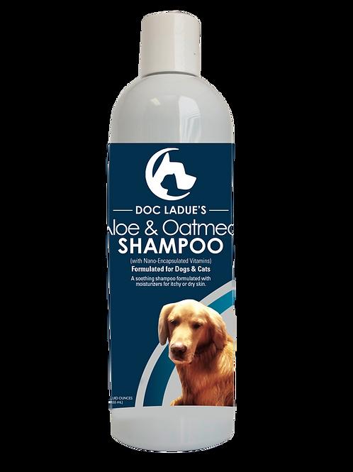 Duke's Aloe & Oatmeal Shampoo For Dogs & Cats 12oz