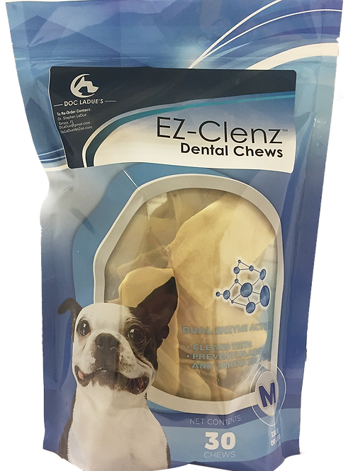 Doc LaDue's EZ-Clenz Dental Chews MD