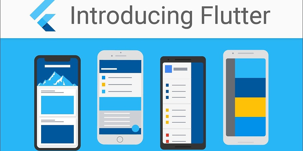 Learn to make apps with Flutter!