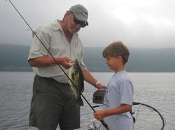 Fishing photo of Rod Start