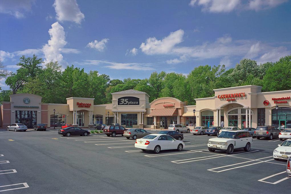 35 Plaza Shopping Center