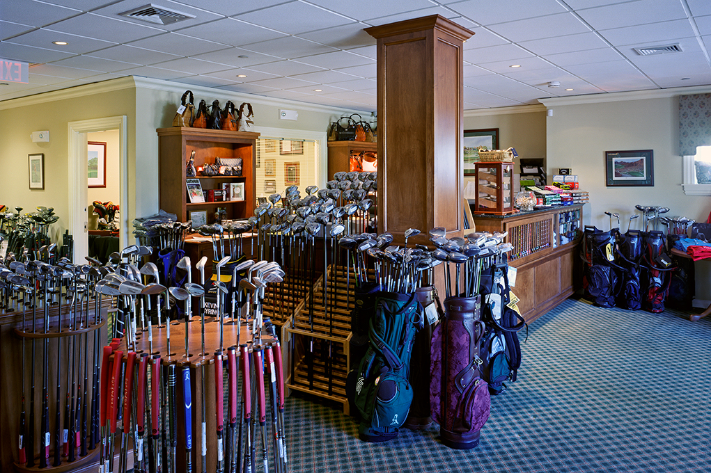 Alpine Country Club – Golfhouse