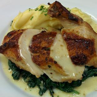 Lemon Fennel Chicken