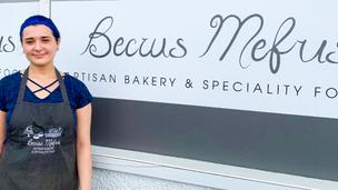 Sarah Mclaren, age 23, Trainee Baker at Becws Mefus