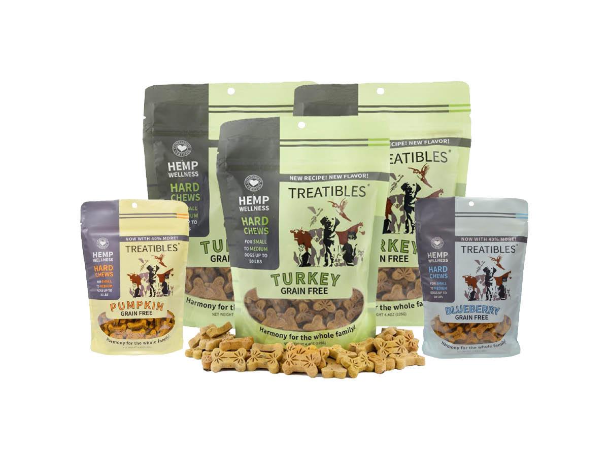 Treatibles Cbd Chews Bringing Harmony To Your Home