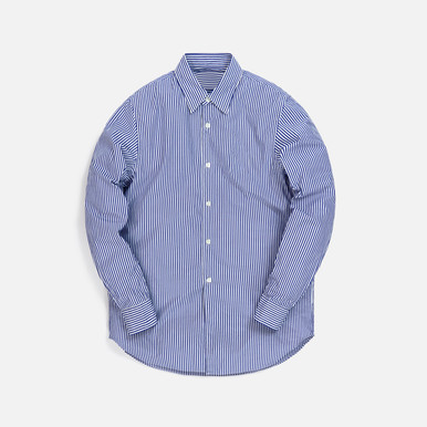 Striped L/S shirt
