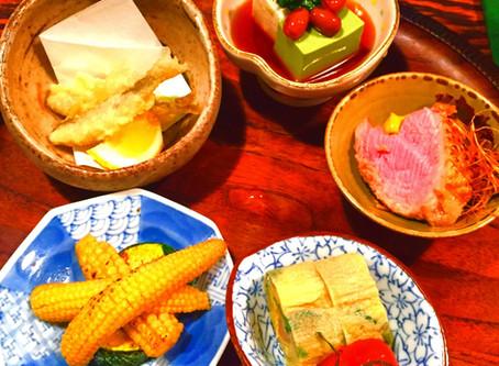 京都の家庭料理【おばんざい】