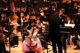 Premiere of Sirimadi for Cello and Orchestra with Thailand Philharmonic and Claude Villaret