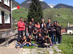 Paiwan Children Choir in Switzerland